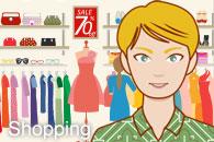 ショッピングの英会話