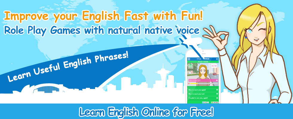 Learn English Online for Free!