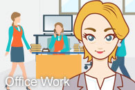オフィスワークのビジネス英会話