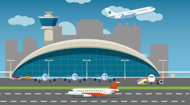 空港の英単語 | シミュレーション英会話