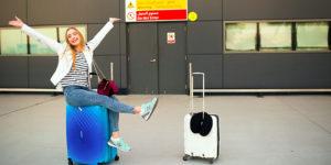 「チェックンする荷物」を申告する英語フレーズ
